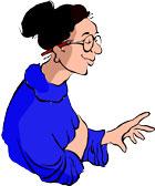 Hallo, ich bin Tante Erna - das neue Mitglied des FinanzplanTeams